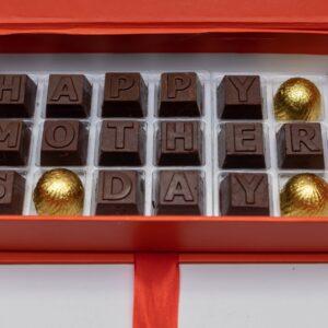 Alphabet Chocolate