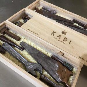 Chocolate Tool-Box