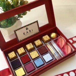 Make-up Chocolate