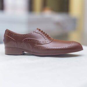 Men's Chocolate Shoe